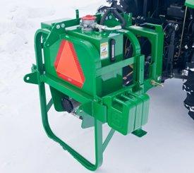 Système hydraulique autonome