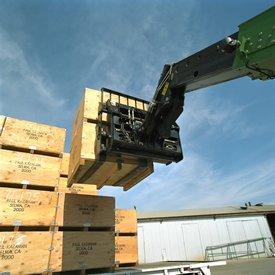 Accessoire MJ4085 pour chargeur télescopique d'une capacité maximale de 2721kg (6000lb)