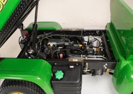 Véhicule ProGator2030A d'année-modèle2015 équipé d'un moteur conforme à la catégorie4