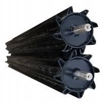 Rouleaux-conditionneurs en acier