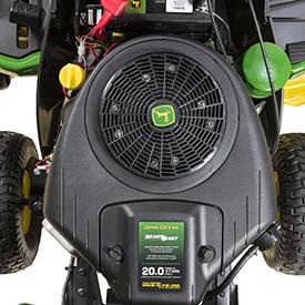 Moteur de 20 ch (14,9 kW)
