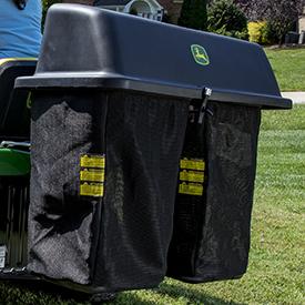 Sac récupérateur d'herbe arrière de 230l (6,5boisseaux)