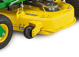 Corps de tondeuse à grand débit de 122cm (48po) présenté sur le modèleZ540R