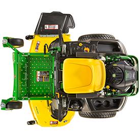 Poste de conduite (modèleZ535M illustré)