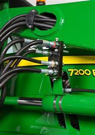 Entreposage des flexibles hydrauliques (ensemble illustré: 7R/H480)