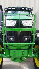 Protecteur de capot du tracteur6R
