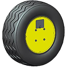 Enjoliveur de roue340/65R18