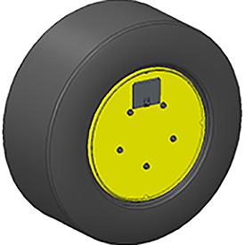 Enjoliveur de roue445/50R22.5