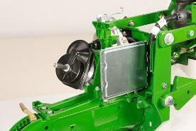 Contrôleur de l'élément à rangs (RUC) avec deux moteurs électriques
