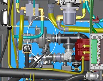 Pompe de solution