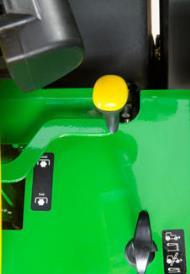 PDF économique 540/540 à conversion (5E) pour tracteurs à poste de conduite ouvert