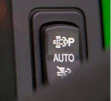Interrupteur de nettoyage du filtre d'échappement