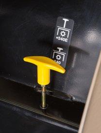 PDF économique 540/540 à conversion (5E) pour tracteurs à cabine