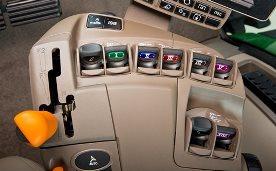 Commandes de distributeur (SCV) avec groupe d'interrupteurs à palette