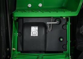 Disjoncteur de batterie monté