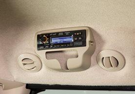 Colis de radio en option