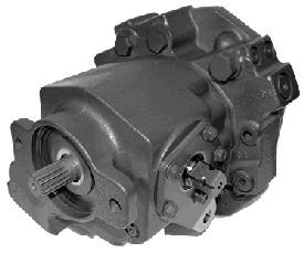 Ensemble moteur et pompe hydrostatique intégré