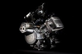 Moteur à essence de 839cm³ (0,03 pi³)