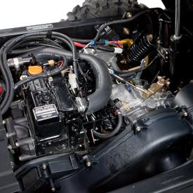 Moteur du véhicule utilitaire XUV855D
