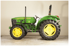 5076E Tractor with OOS