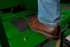 防滑表面增加抓地力