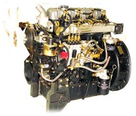 50 马力的 A498BT-22