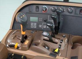 驾驶室控制装置 - 机械式