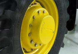 12 螺栓轮毂设计