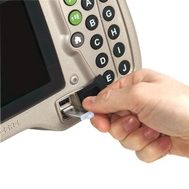 USB-Stick am GS2 1800-Display