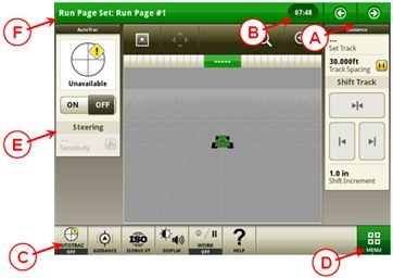 John Deere 4600 CommandCenter™