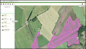 Optimierung von Betriebszeiten und agronomischer Entscheidungsfindung