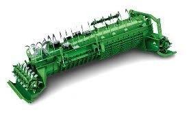 Rotor mit variablem Erntegutfluss der S-Serie