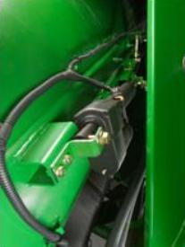 Elektroantrieb für einstellbare Leitbleche