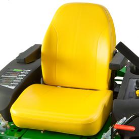 Verstellbarer Sitz (Z540R abgebildet)