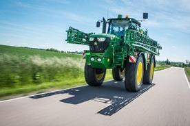Transportgeschwindigkeit von bis zu 40km/h (25mph)