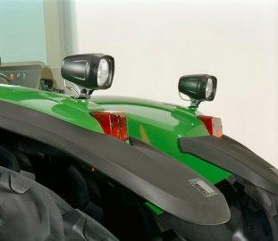 FieldVision-HID-Beleuchtung hinten