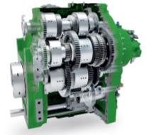 8R mit e23-Getriebe