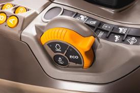 Schalter für Fußgaspedalverriegelung