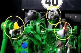 Druckluftanhängerbremse, Einkreis-Bremssystem (Serien 6MC, 6RC, 6M)