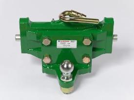 Anhängekupplung in Kugelkopfausführung, höhenverstellbar, 50mm (2in)