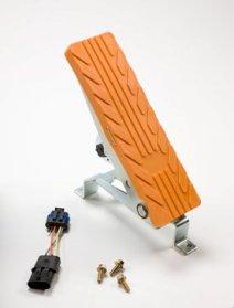 Montagesatz für fußbetätigte Drehzahlsteuerung (Serie 30)