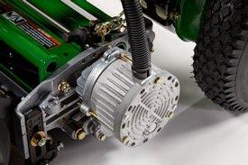 Motor eléctrico del molinete