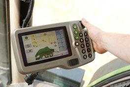 El monitor GreenStar 1800 puede pedirse a través de la lista de precios AMS