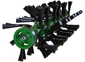 Rotor de acondicionado