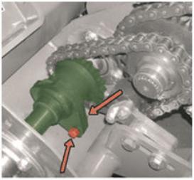 Protección contra sobrecargas del recogedor