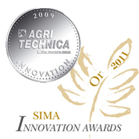 Premios del sistema TIA