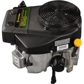 Motor de dos cilindros en V de suave funcionamiento