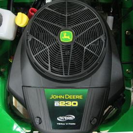 Motor de dos cilindros en V
