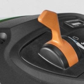 Control de velocidad del motor