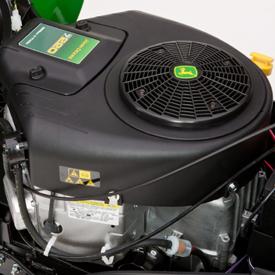 Motor de dos cilindros en V de 656 cc